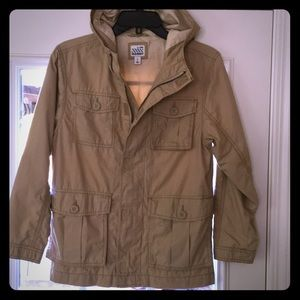 Girls Old Navy Military Jacket